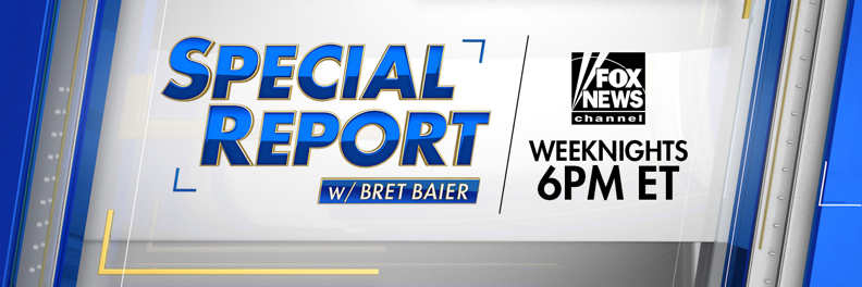 Learn more about Special Report with Bret Baier
