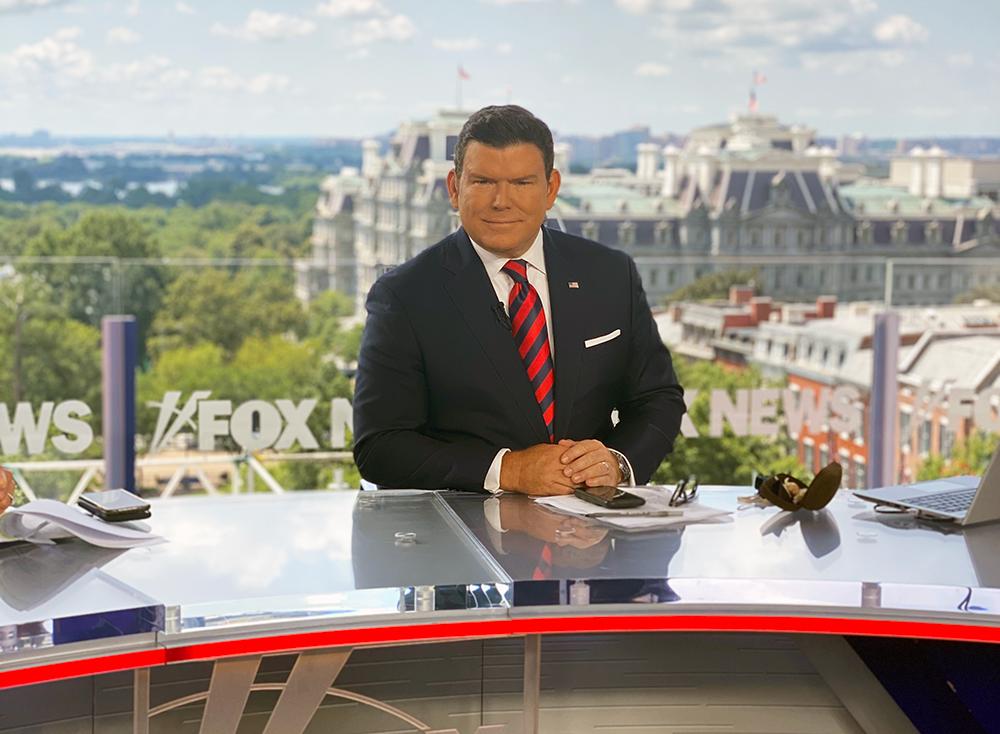 Fox News anchor Bret Baier.